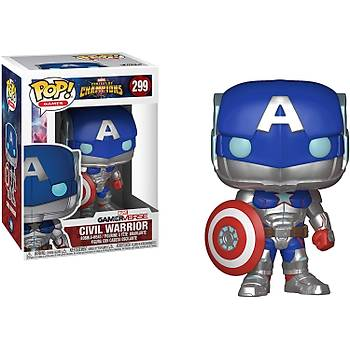 Funko POP Marvel - Contest of Champions - Civil Warrior