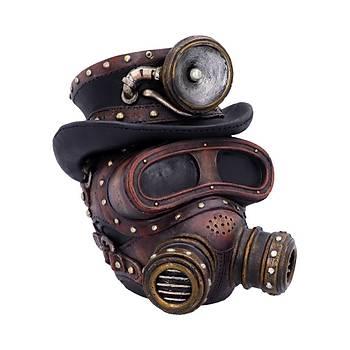 Mechanical Oxygenation 18cm Dekoratif Kurukafa