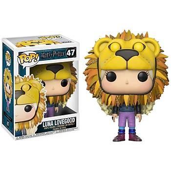 Funko POP Harry Potter - Luna Lovegood w/ Lion Head