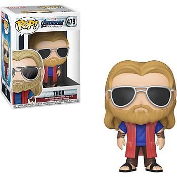 Funko POP Marvel Avengers Endgame - Casual Thor