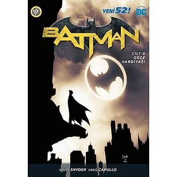 Batman: Yeni 52 - 6 Gece Vardiyasý Türkçe Çizgi Roman