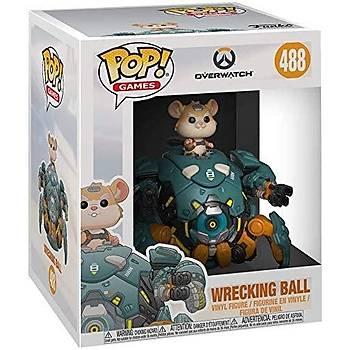 Funko POP Overwatch 6? Wrecking Ball