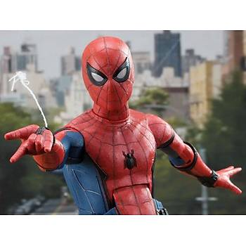 NECA Spider-Man Homecoming 1/4 Scale Action Figure