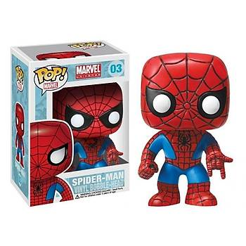 Funko POP Spiderman SPIDER-MAN Marvel Universe