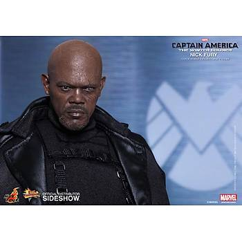 Nick Fury Sixth Scale Figure by Hot Toys