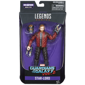 Marvel Legends Guardians of the Galaxy Star Lord