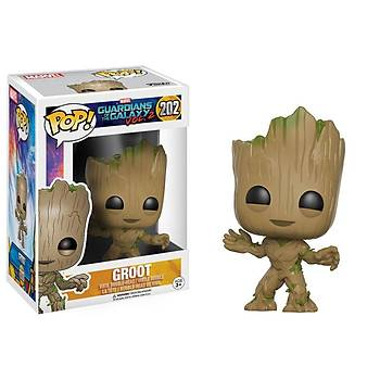 Funko POP Movies Guardians Of The Galaxy 2 Groot