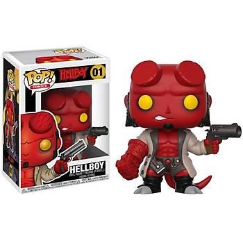 Funko POP Hellboy Hellboy