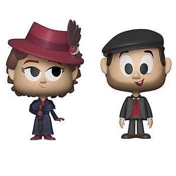 Funko POP VYNL Disney Mary Poppins Returns - Mary Poppins & Jack Figure 2-Pack