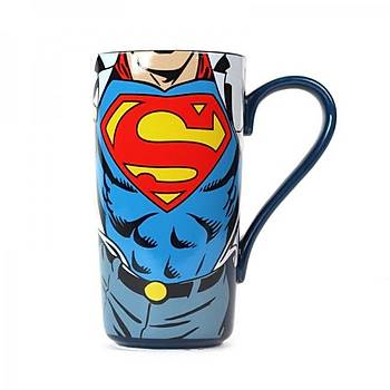 SUPERMAN LATTE MUG - SUPER STRENGTH