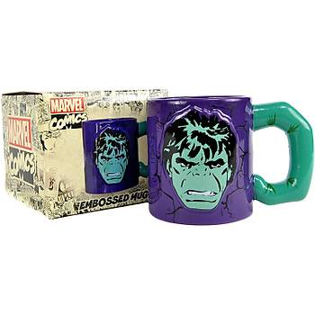 Marvel Comics Half Moon Bay Hulk Breakfast Mug