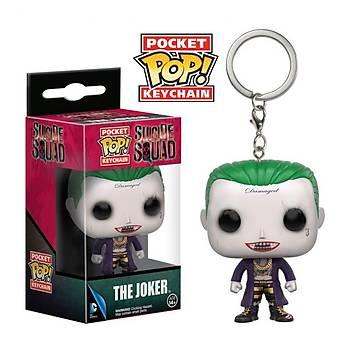 Funko POP Anahtarlýk Suicide Squad Joker