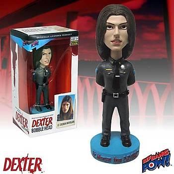 Dexter Lt. Debra Morgan Bobble Head