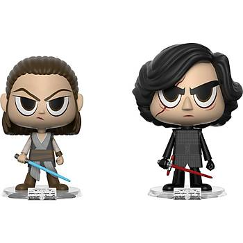 Funko POP VYNL Star Wars - Rey & Kylo Ren