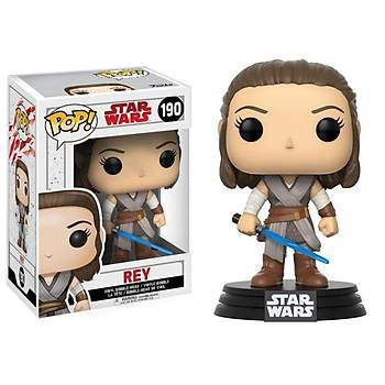Funko POP Star Wars E8 The Last Jedi Rey