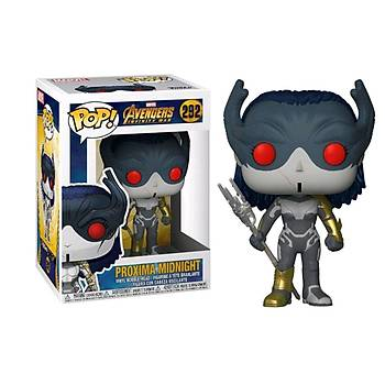 Funko Pop! Marvel Avengers: Infinity War Proxima Midnight