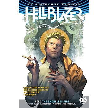 The Hellblazer  Vol. 2: The Smokeless Fire