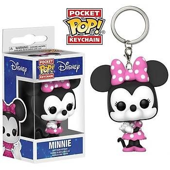 Funko POP Anahtarlýk Disney Minnie