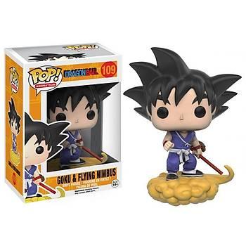 Funko POP Dragonball Z Goku & Nimbus