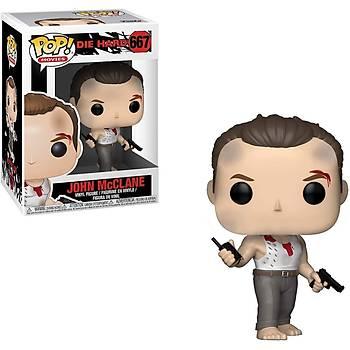Funko POP Vinyl: Die Hard: John McClane