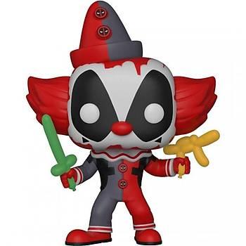 Funko POP Marvel Deadpool Playtime Deadpool Clown