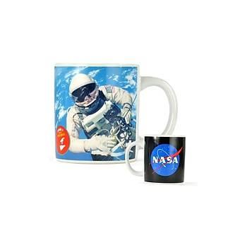 Halfmoonbay Nasa Astronaut - Mug