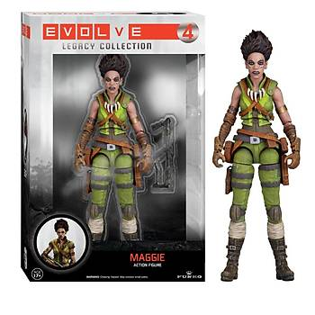 Legacy Action Figure: Evolve Maggie Action Figure