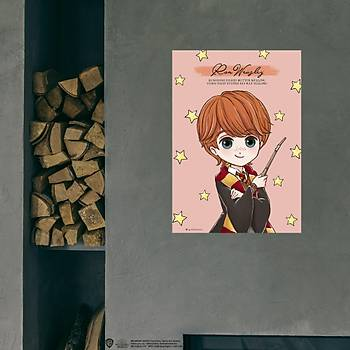 Wizarding World Poster Model - Ron Weasley Manga Style