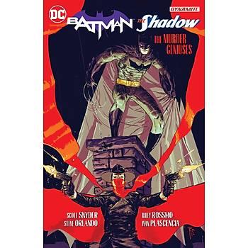 Batman/Shadow (2017): The Murder Geniuses