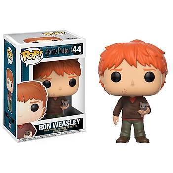 Funko POP Harry Potter - Ron Weasley With Scabbers
