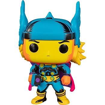 Funko Pop Marvel - Black Light Thor