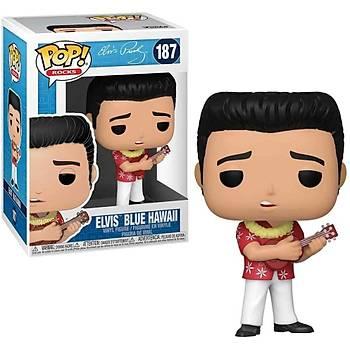 Funko Pop Rocks - Elvis Blue Hawaii