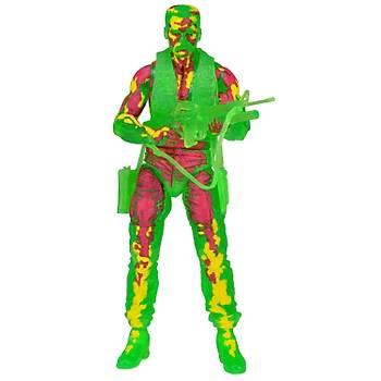 "Predators Series 11 - Thermal Dutch - Scale Action Figure, 7"""