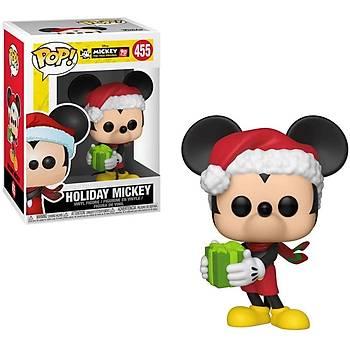 Funko Pop Disney - Mickey's 90th / Holiday Mickey