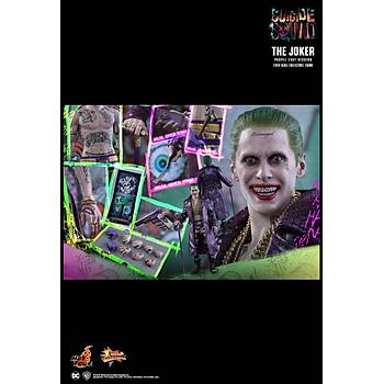 The Joker Purple Coat Version Sixth Scale Figure by Hot Toys
