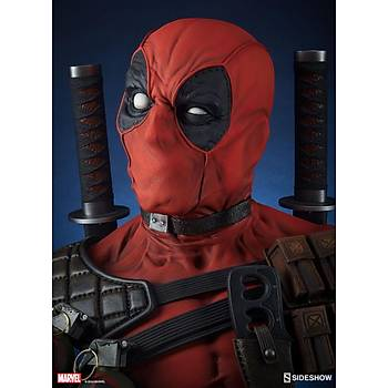 Deadpool Life-Size Bust by Sideshow Collectibles