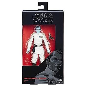 Hasbro Black Series Star Wars Grand Admiral Thrawn Action Figure