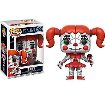 Funko POP  Five Nights at Freddy's Sister Location Baby