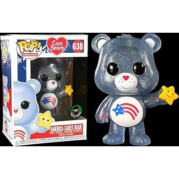 Funko POP Animation  Care Bears - America Cares Bear