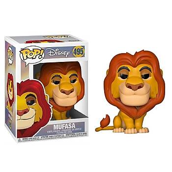 Funko Pop Disney - Lion King - Mufasa