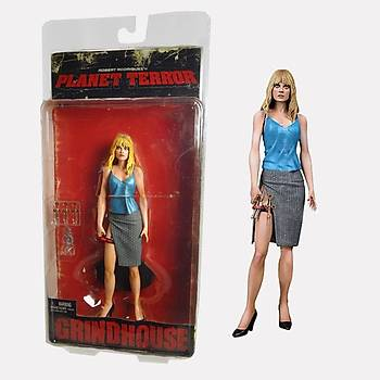Marley Shelton as Dakota - Planet Terror Grindhouse - Action Figure