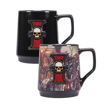 Warhammer - 40K Inquisition Heat Changing Tankard Mug