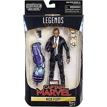 Marvel Legends Captain Marvel - Nick Fury