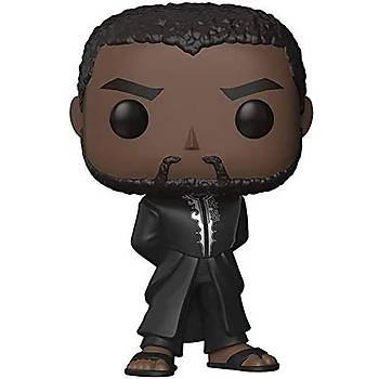 Funko POP Marvel Black Panther - T'Challa With Robe