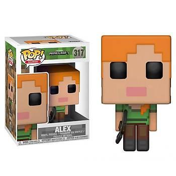 Funko POP Games Minecraft Alex
