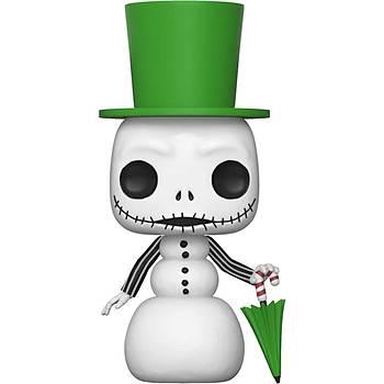 Funko POP Disney Snowman Jack Skellington
