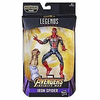 Marvel Legends Best of Avangers Ýnfinity War - Ýron Spider