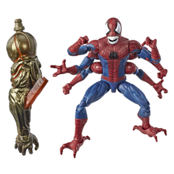 Marvel Legends Doppelganger Spider-Man