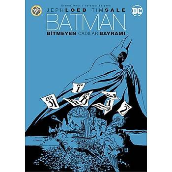 Batman - Bitmeyen Cadýlar Bayramý Türkçe Çizgi Roman