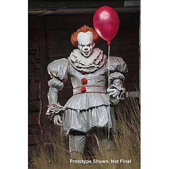 Neca Pennywise Action Figür It (2017) Ultimate Pennywise Figure